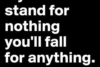 Stand for something | Mental Toughness Partners
