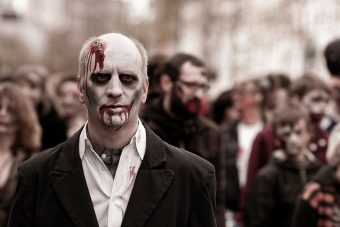 Smartphone Zombie | Mental Toughness Partners