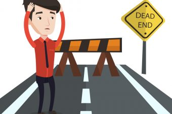 What Is Blocking Your Road To Success?